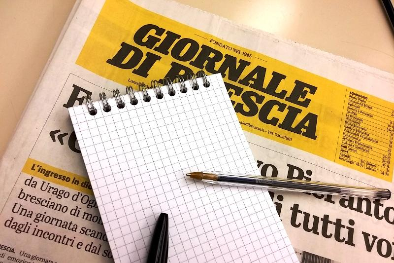 Block notes - © www.giornaledibrescia.it