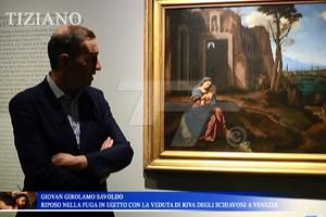 Tiziano: le opere spiegate in video-pillole/6
