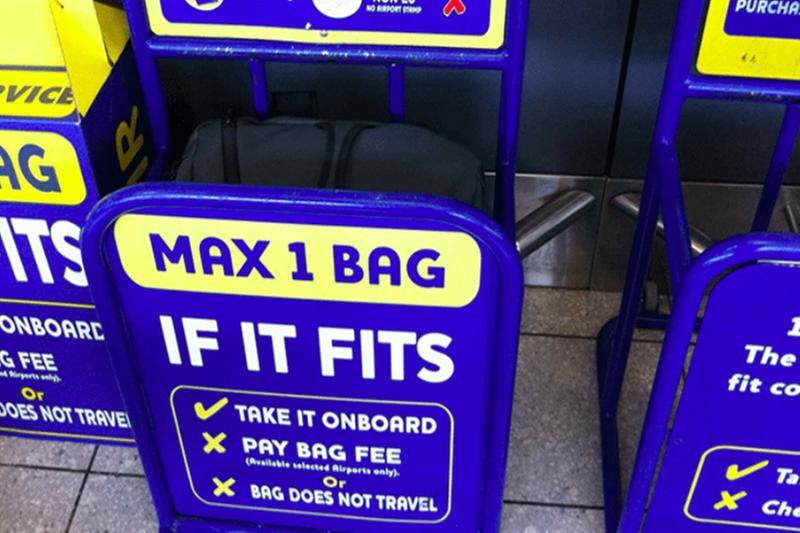 Maxi multa per Ryanair