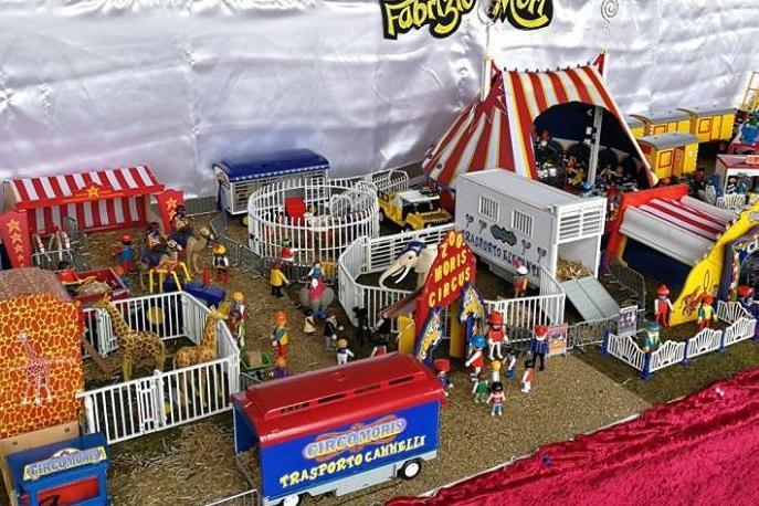 Miniature circensi per collezionisti e non solo - © www.giornaledibrescia.it