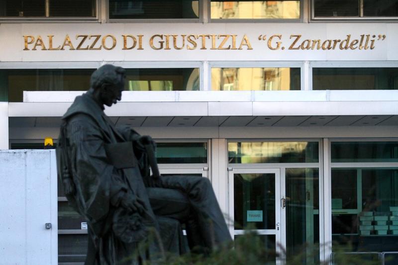 Palagiustizia, gli uffici giudiziari di via Lattanzio Gambara - © www.giornaledibrescia.it
