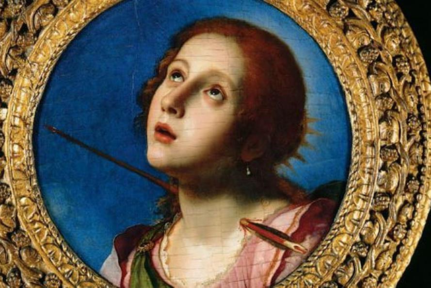 Oggi si festeggia santa Cristina