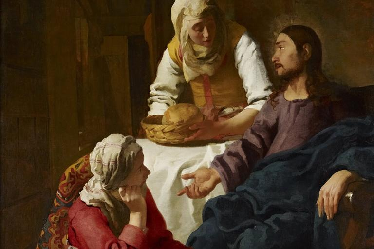 Oggi si festeggia santa Marta di Betania