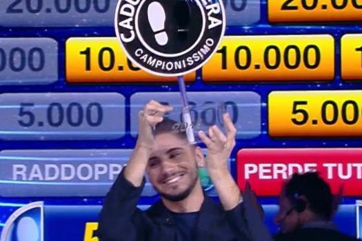 «Caduta libera», Nicolò Scalfi vince il torneo Campionissimi - Giornale di Brescia