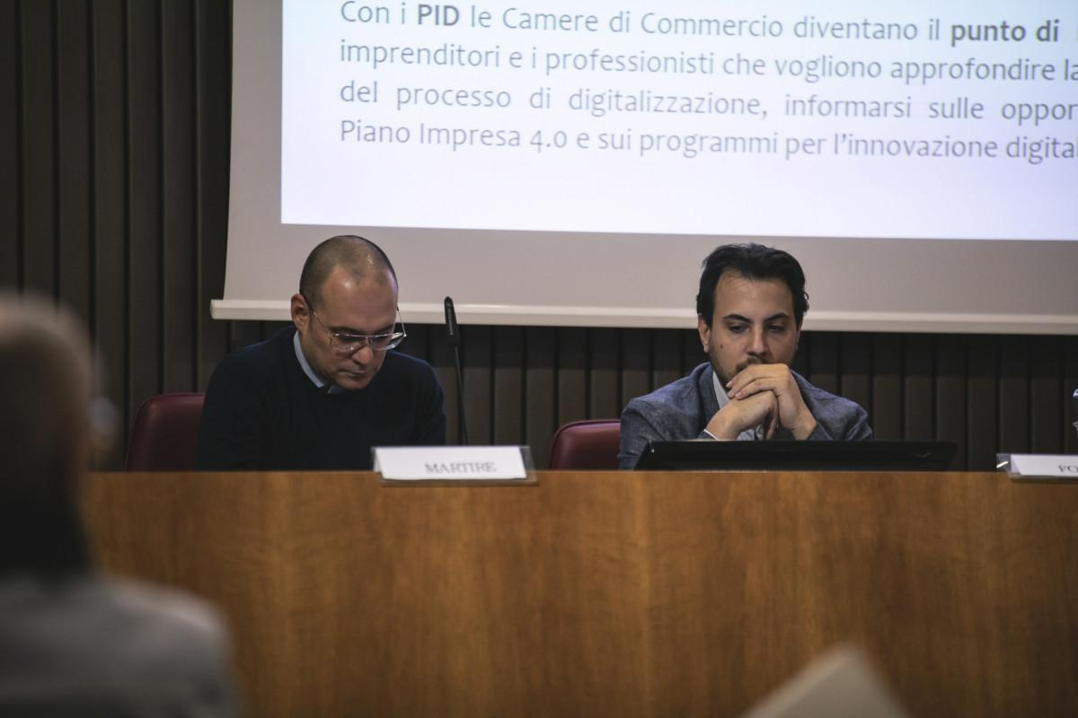 La blockchain al centro dell'incontro in Camera di Commercio