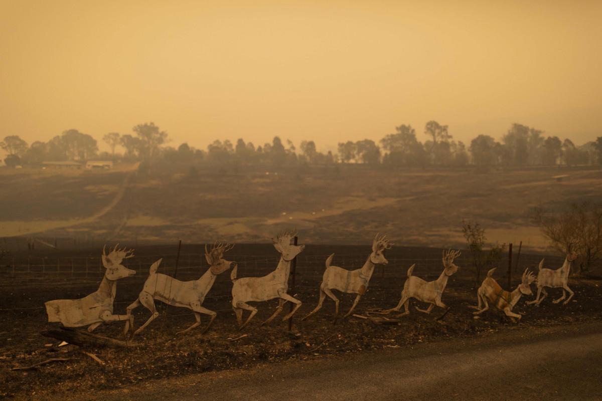 Australia in fiamme, 18 morti e decine di dispersi: è allarme - Giornale di Brescia
