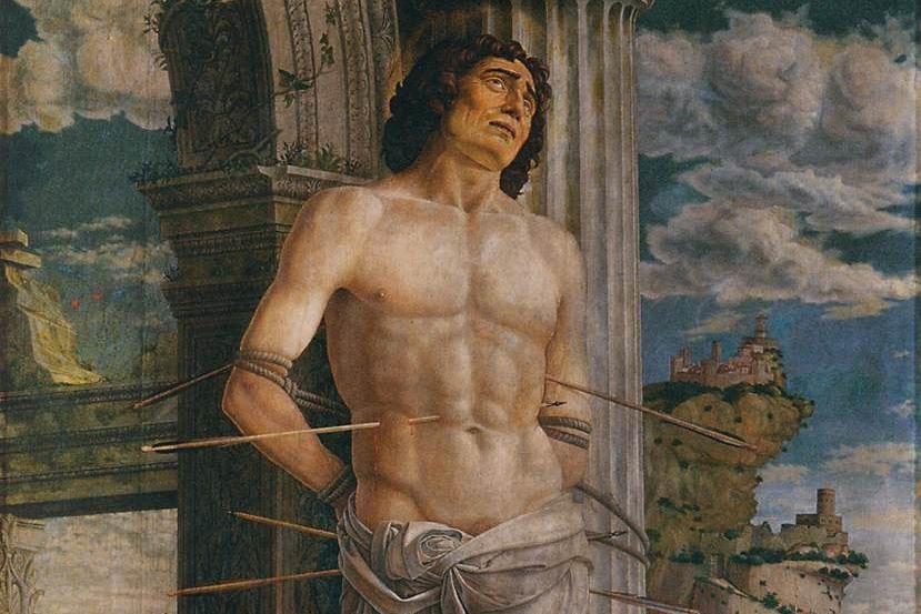 Oggi si festeggia San Sebastiano