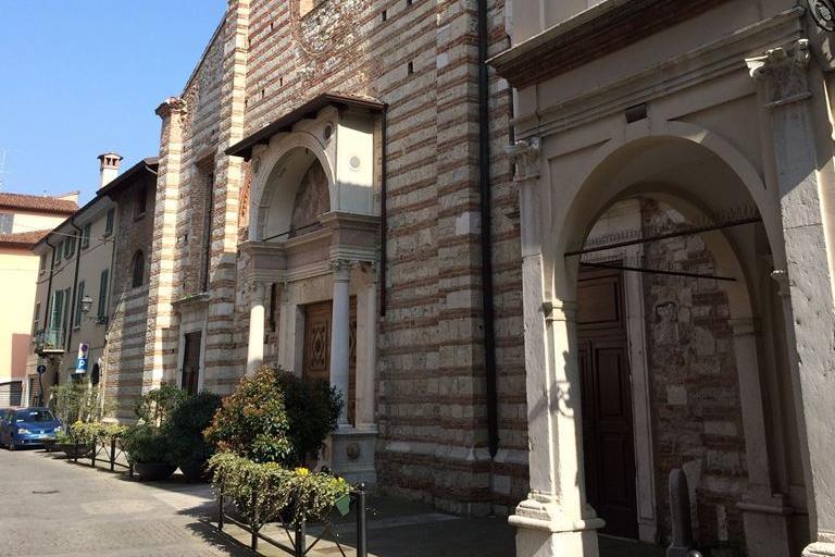 La chiesa di San Giovanni dove riposa san Teofilo - © www.giornaledibrescia.it