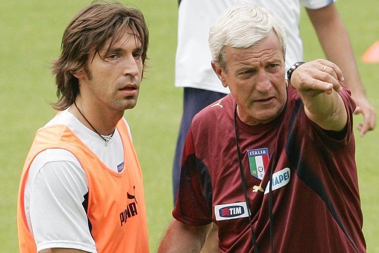 «Pirlo alla Juve? Sarà un successo, è un campione del mondo»
