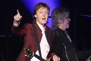 Paul McCartney - © www.giornaledibrescia.it