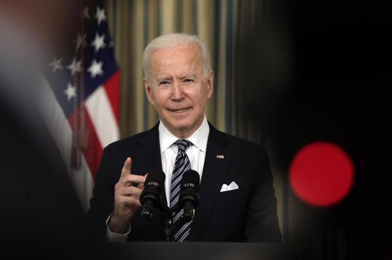 Il presidente Usa Joe Biden - Foto Epa/Ansa/Yuri Gripas © www.giornaledibrescia.it