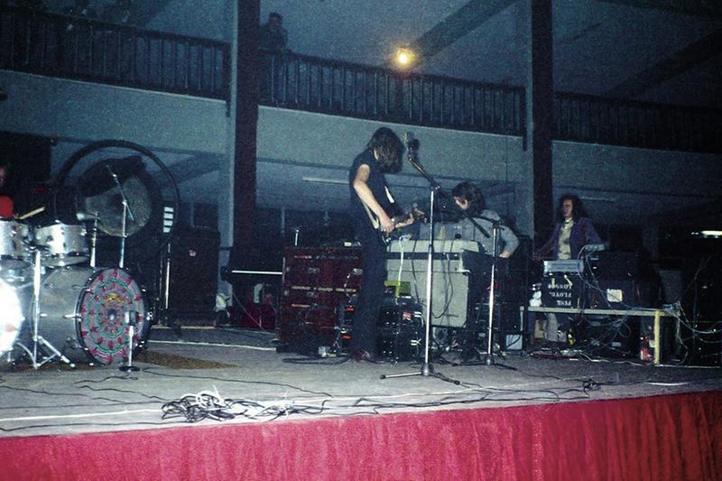 Quella volta che i Pink Floyd vennero in concerto a Brescia