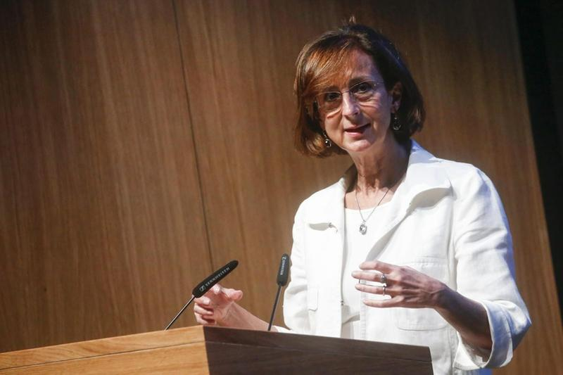 La ministra della Giustizia Marta Cartabia - Foto Ansa © www.giornaledibrescia.it