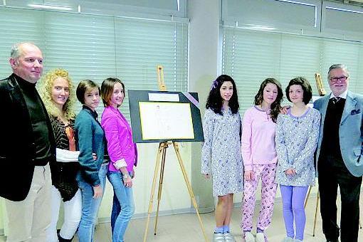 I pigiami cotonella li disegnano gli studenti giornale for Scuola di moda brescia