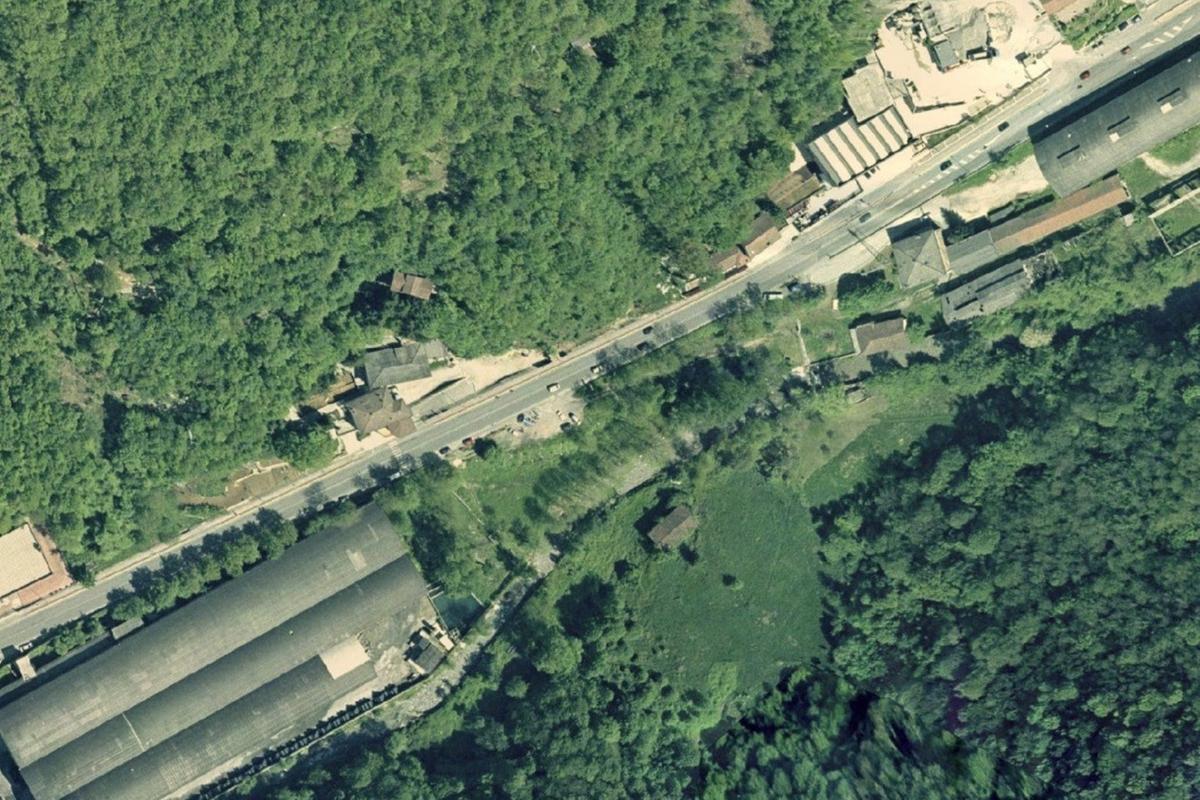 Rotonde al bivio si punta ai lavori sul rond di ponte for Piani casa sul tetto di bassa altezza