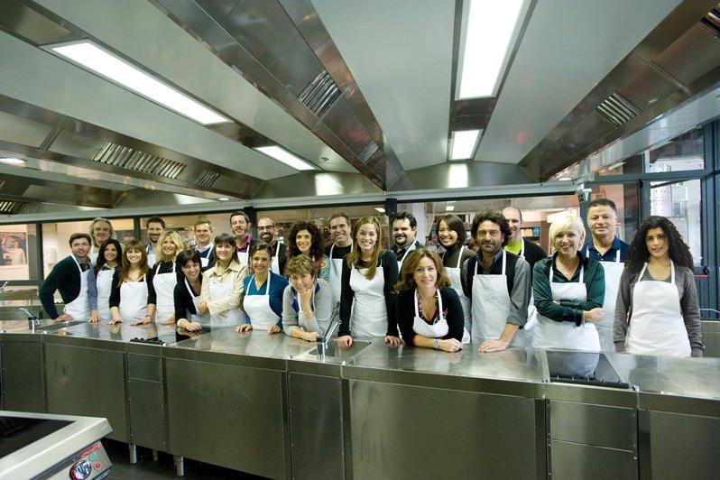 anche la bresciana tania al talent show per diventare chef ... - Scuola Di Cucina Gambero Rosso